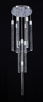 crystal chandelier led Crystal Home or Hotel Modern Pendant lamp