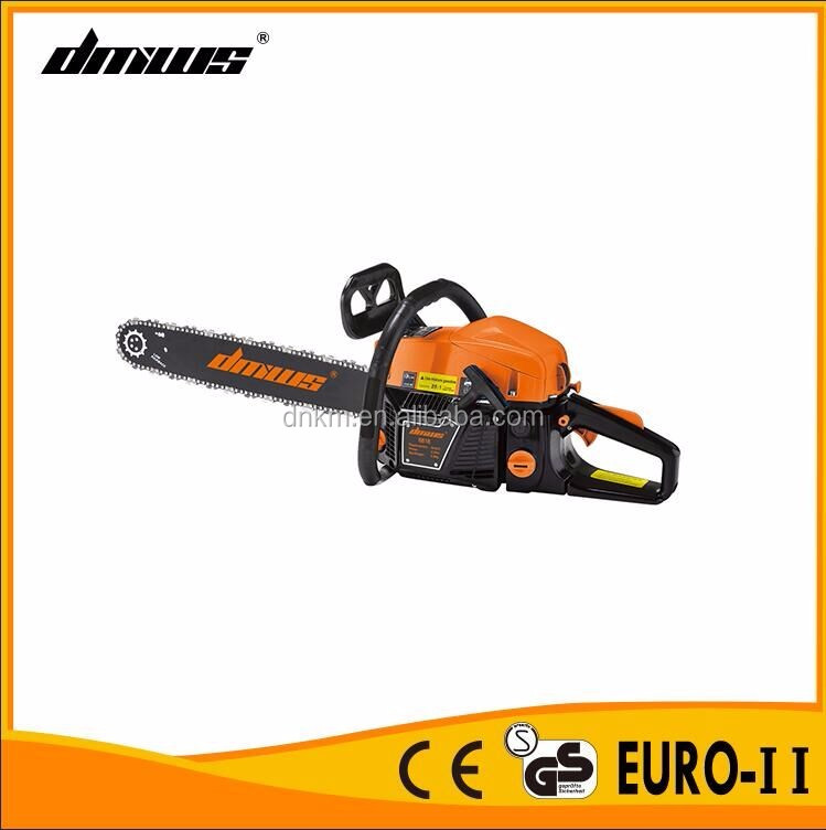 Manufacturer Of Garden Machine 2 Stroke 5800 58cc Chainsaw