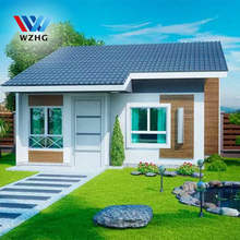 prefab cottage elegant prefabricated modular homes from china supplier