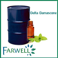 Delta Damascone ingredient of comestic,perfume
