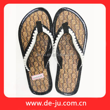 Summer White Black Ladies Slippers Shoes And Sandals