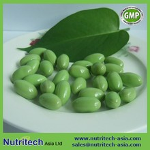 High quality Green Tea Extract Softgel capsule Oem contract manufacturer