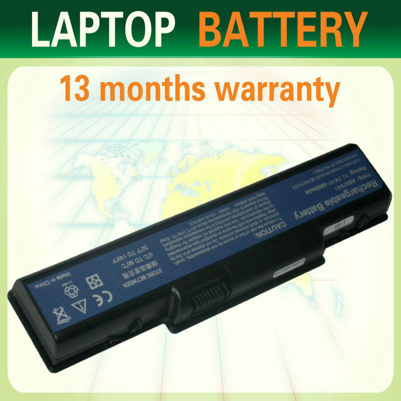 rechargeable notebook battery for acer AS07A41 AS07A42 AS07A51 4310 series