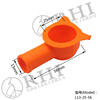 High quality cute soft PVC cable lug covers/terminal protector