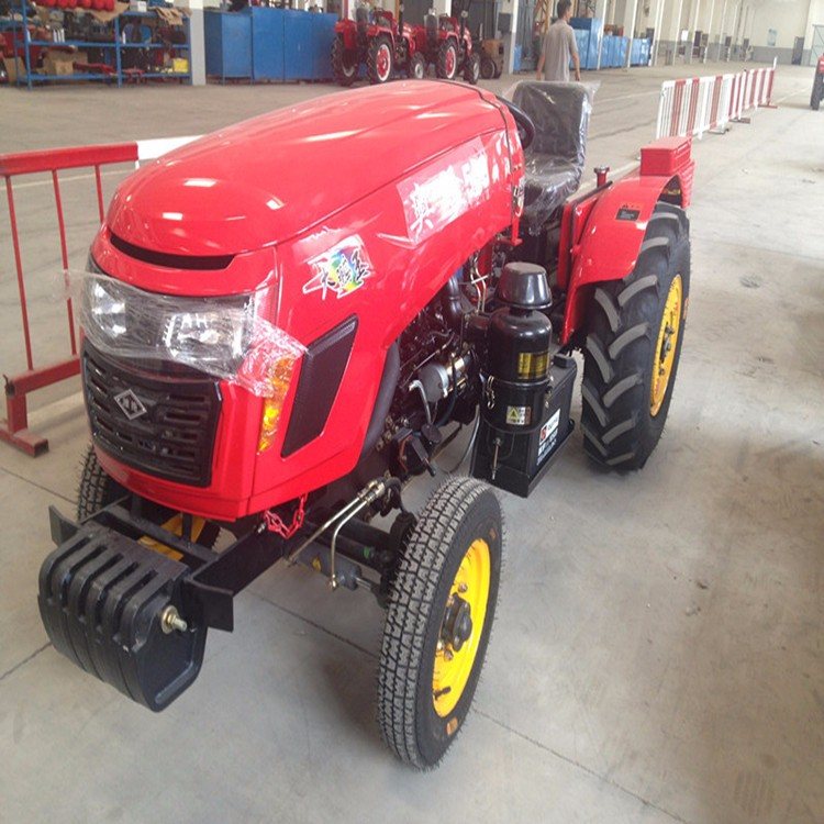 China 50HP 4wd garden tractor/orchard tractor with ISO certificate