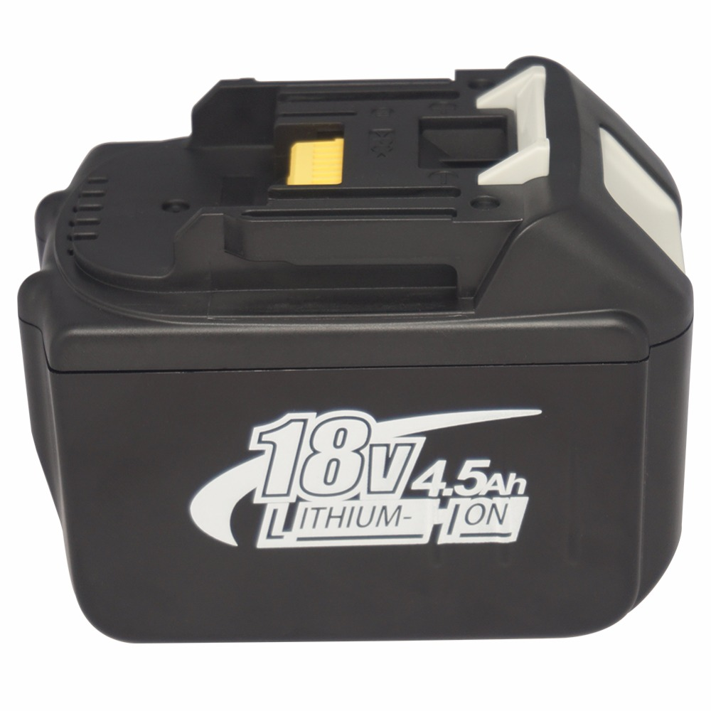 battery for Makita BL1845 18V 18 Volt Lithium-Ion Replacement Batteries 4.5Ah LXT Battery