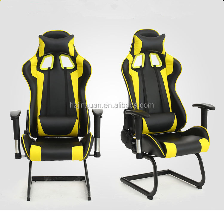 Malaysia PC Gaming Chair Gaming Seat Chair no wheels for Gamer Racing Chair no base