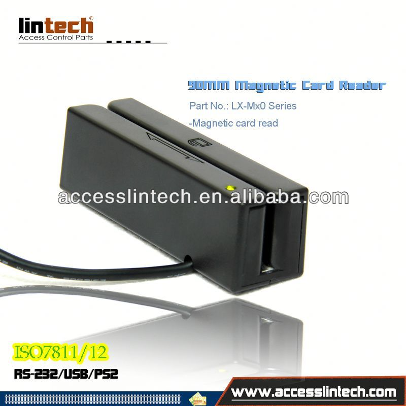 Hi-co/lo-co Magstripe Card Decoder | magnetic card reader