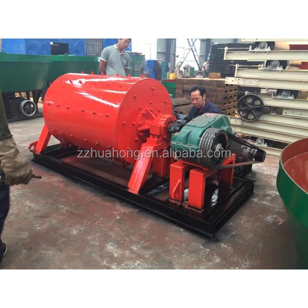 lab ball mill,small 900*1200 ball mill.gold ore grinding mill