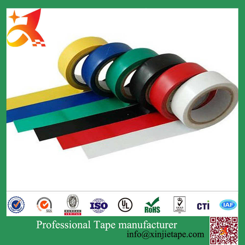 Electrical insulating tape, PVC electric tape,Wonder Pvc Electrical Insulation Tape