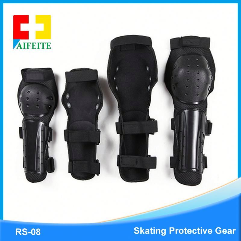 Knee Elbow Guard ,Jaycu Knee Elbow Wrist Safety Protective Gear