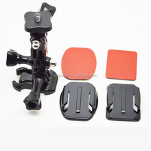 New Adapter of Tripod Set Convert GoPro Mounts for Common Camera with 1/4inch Connector Using GP100