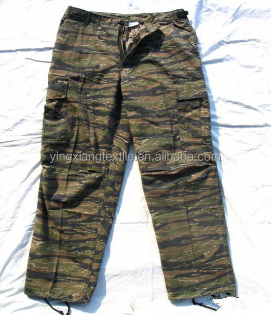 jungle hunting camouflage fabric