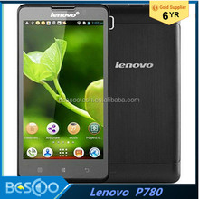 Hot Original Lenovo P780 mobile phone speed version Smart phone MTK6589 Android 4.2 5.0 Inch