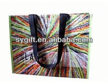 2014 New Style lovely paper shopping bag