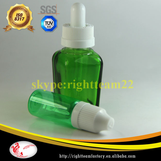 glass bottles for e-liquid free sample essential oil container