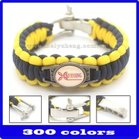 wholesale paracord bracelet with beads
