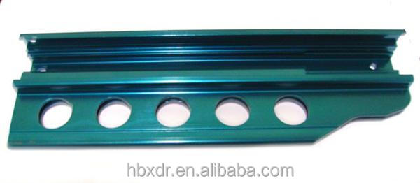 car battery tray -car accessory aluminum extrusion-car aluminum extrusion