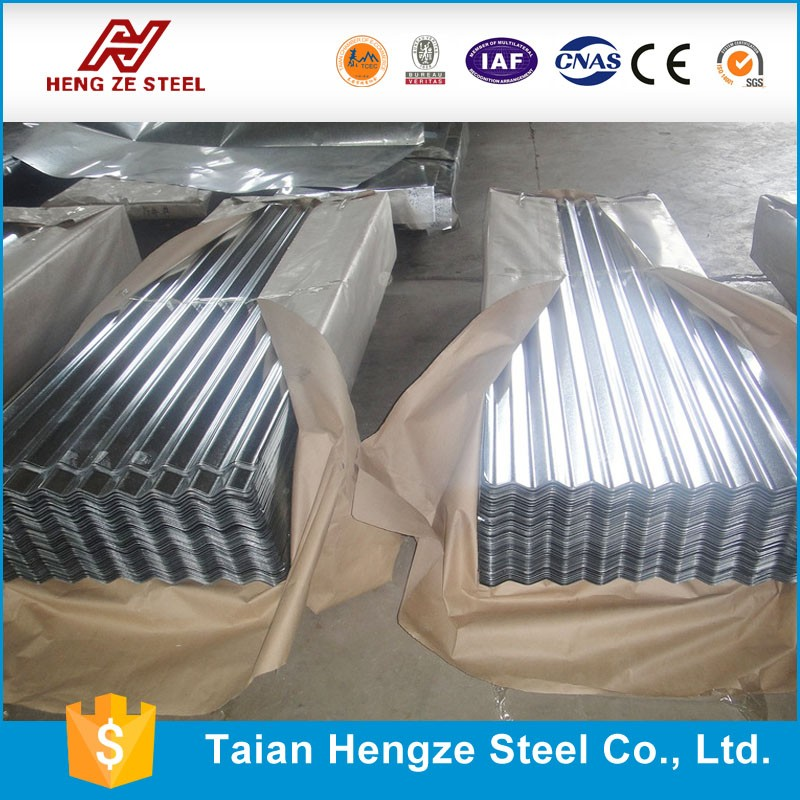 SGCC SHCC Mineral Metallurgy Corrugated Steel
