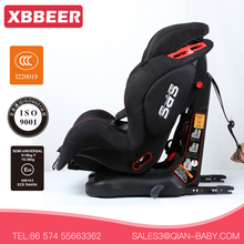 baby car seat doll with ECER44/04 ISOFIX baby seat for cars 9-36