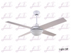 East Fan 48inch Four Blade Indoor Ceiling Fan with light item EF48102 modern ceiling fans