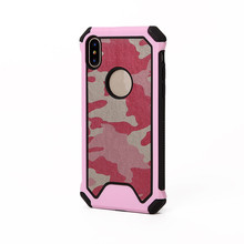 JOYKING CAMO series for iphone X camouflage phone case soft TPU bumper hard PC back 2 in 1 como Shockproof Dropproofcase