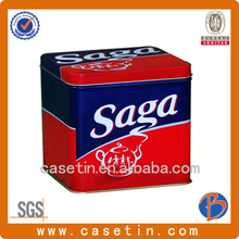 hot selling and high quality tin can packaging