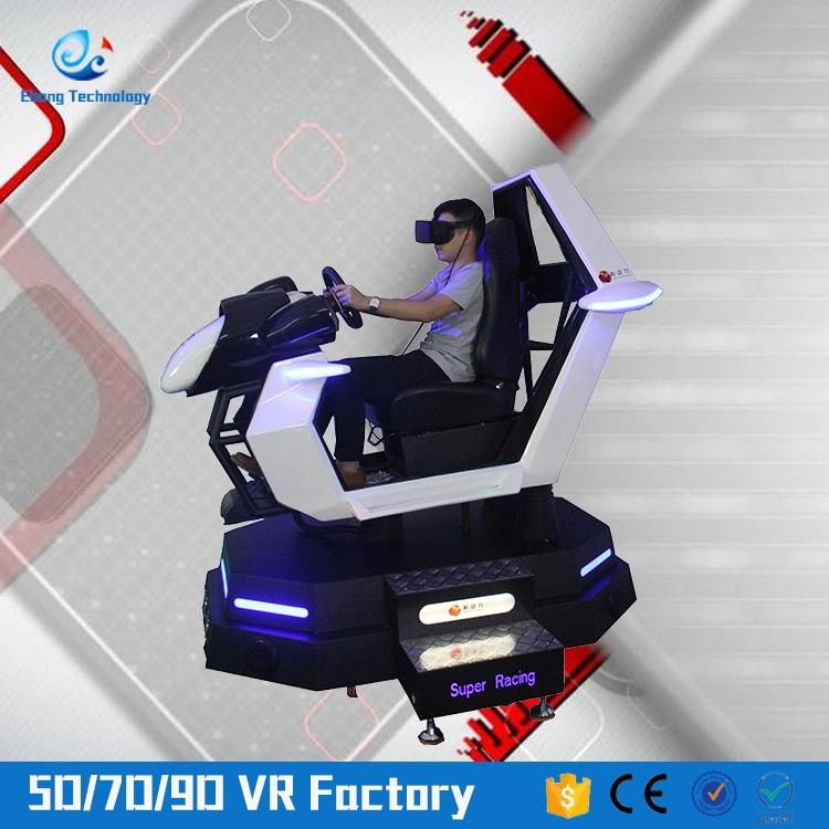 9d games car racing dynamic virtual reality driving simulator with glasses