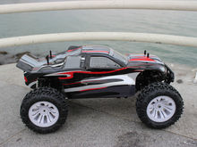 1/10th Electric Remote Control Model Car