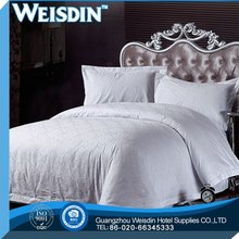 printed china wholesale satin fabric plain color quilted velvet bed covers