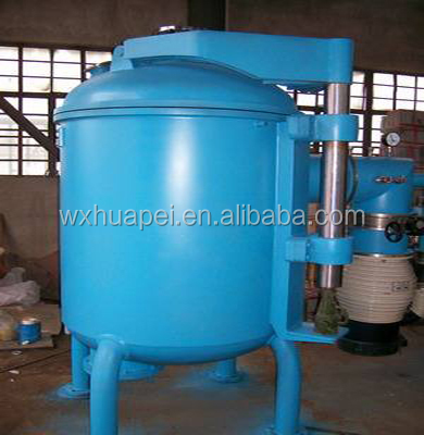 ZL medium frequency vacuum induction melting furnace