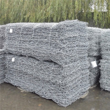 PVC coated hexagonal gabion / gabion boxes for river from Anping, China