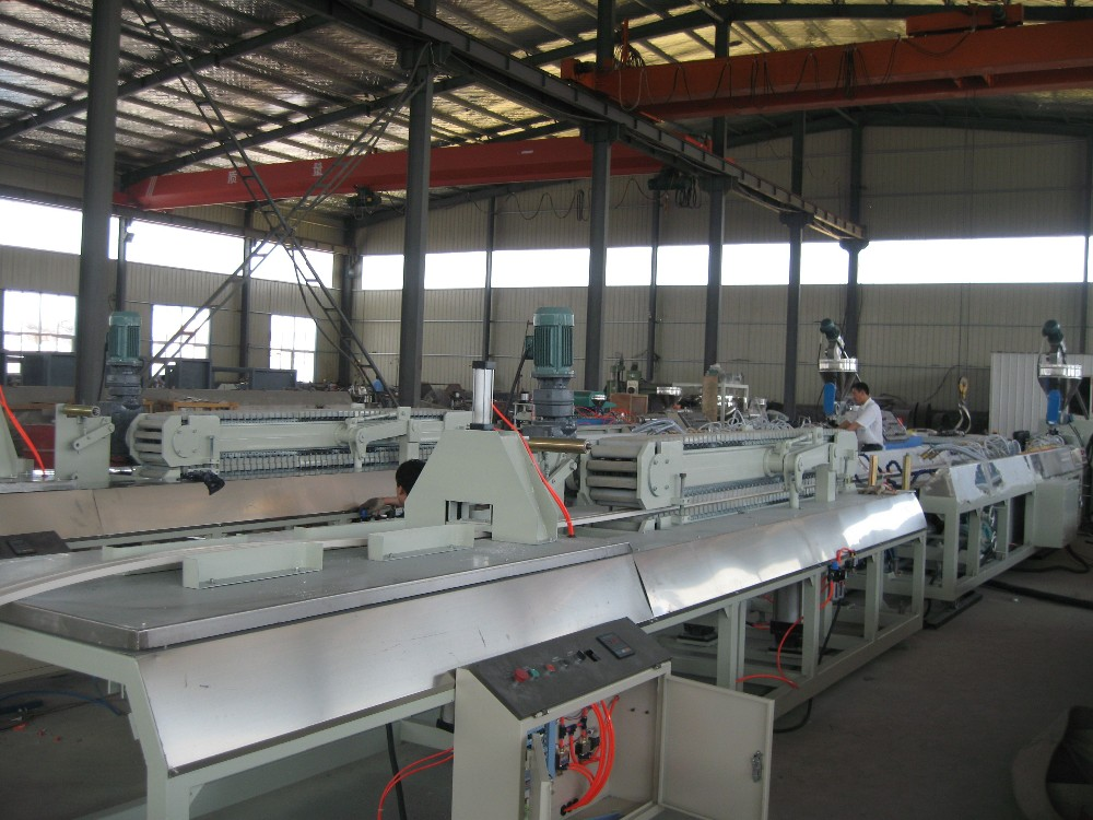 high output pvc profile machine for windows and door making machine extruder machine