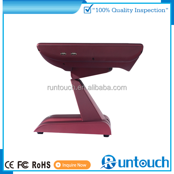 Runtouch RT-6800A POS 12 inch touch monitor stand pos