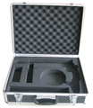 Hot selling Aluminum Tool Case strong&portable aluminum case storage aluminum carrying case KL-TC028