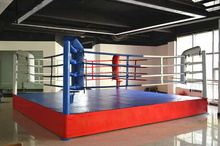 6m*6m*1m Strong boxing ring