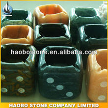 black granite marble deep ashtray manufacturer