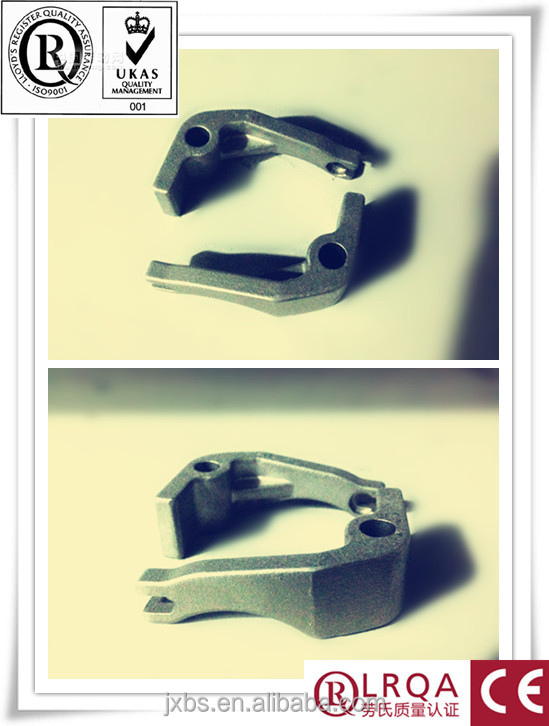 OEM dewax cast manufacturer customize stainless steel alloy spare parts pewter casting