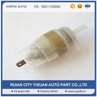 Lada washer pump and spray motor wiper motor 12v motor 12v