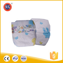 Factory price disposable baby cloth diaper bag