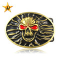 Manufacturer Custom Made Different styles of Skull Pin Belt Buckles