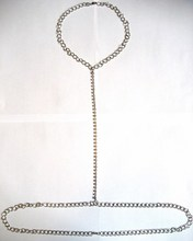 Chains For Slave Body Chain