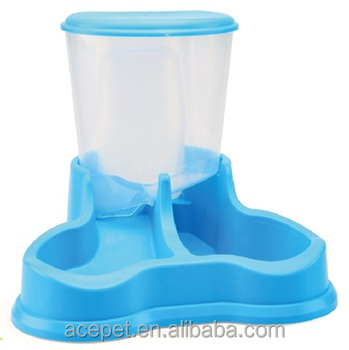 2-in-1 Feeder & Drinker