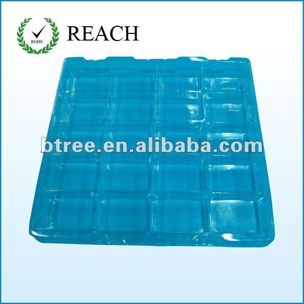 electronic parts tray