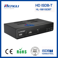 New design! set top box ISDBT receiver TV digital converter box