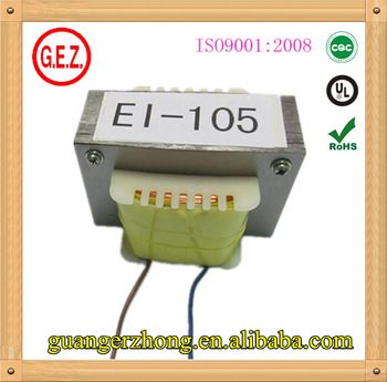 China wholesale alibaba EI 105 series 100.0va to 180.0va volt transformer