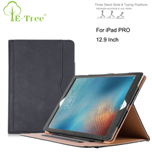 High Quality Smart Sleep Wake Up Leather Flip Cover Kids Proof Case For iPad PRO 12.9 Inch