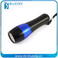 Promotional top quality hand flashlight
