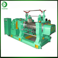 Harden Tooth Surface Two Roll Open Mixing Mill