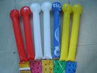 factory direct sale custom printed inflatable cheering sticks noise maker